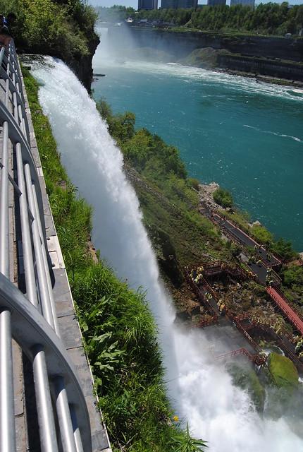 Luna Island, Niagara Falls, New York