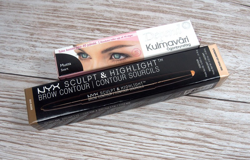 NYX Sculpt & Highlight Brow Contour