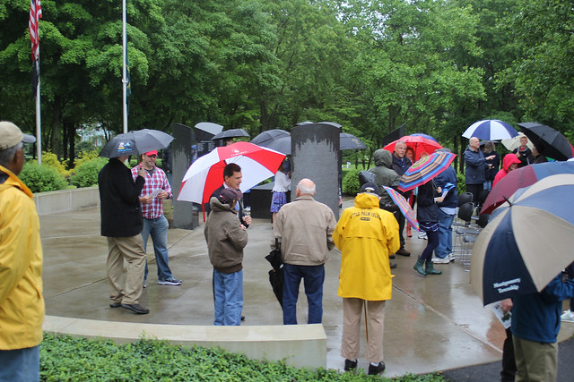 Montgomery Twp. NJ 2017 Memorial Day Ceremony