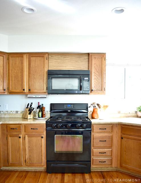 Kitchen Range Wall | Welcome to Heardmont