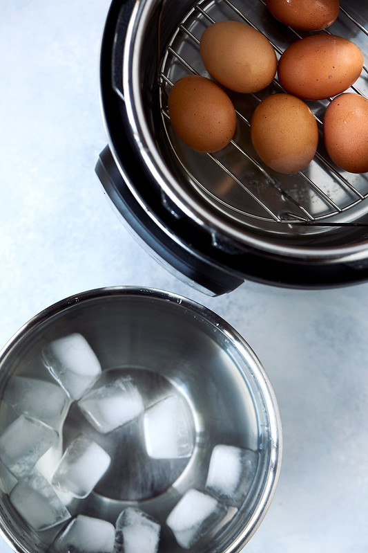 How-to Cook Eggs in the Instant Pot