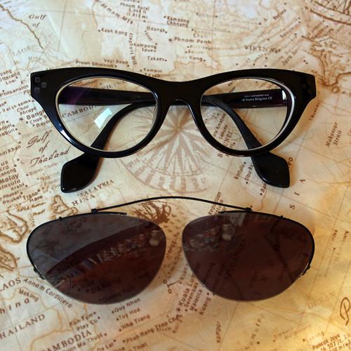 glasses to sunglasses :)