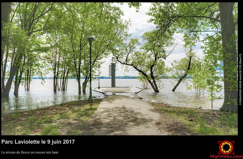 Parc Laviolette le 9 juin 2017