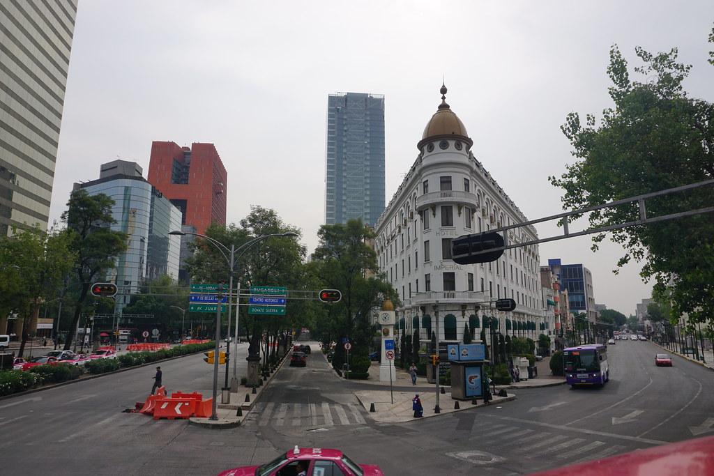 Hotel Imperial Mexico City Reforma