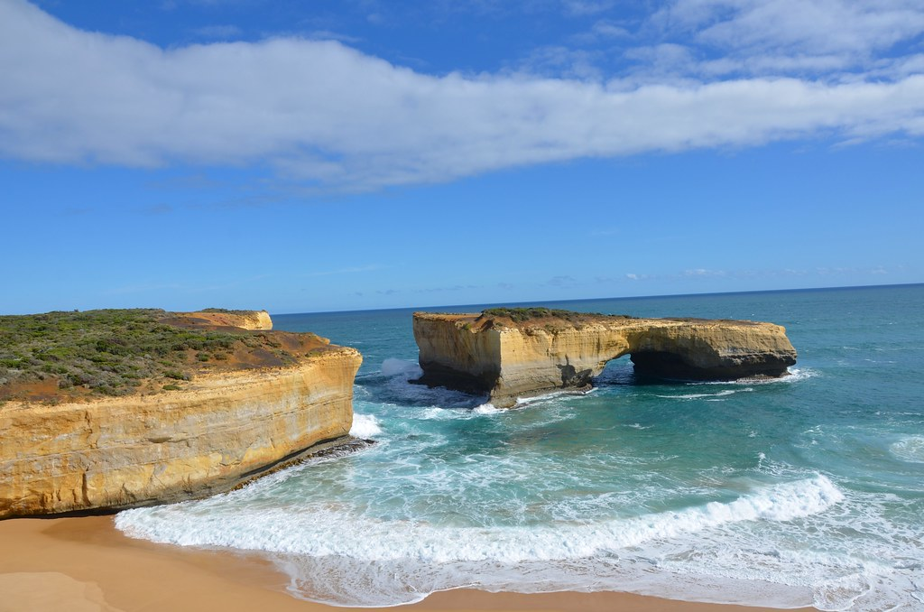 The Great Ocean Road