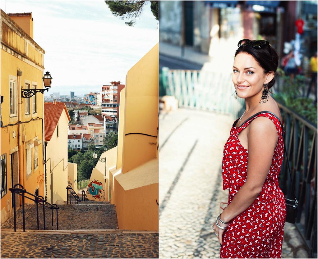 The Little Magpie Matalan Summer Outfits Lisbon 1