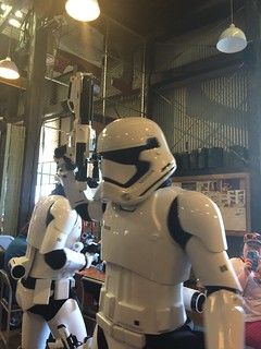 Star Wars Guided Tour - Dinner at Backlot Express | by Disney, Indiana