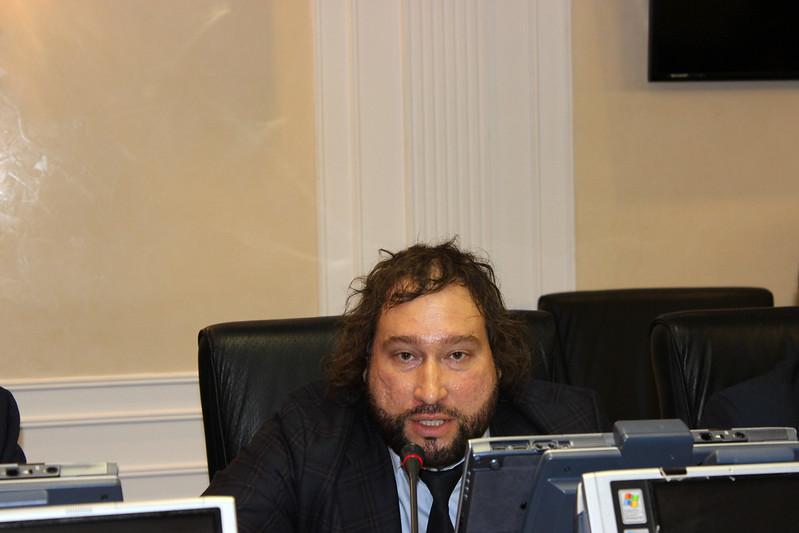 Антон Горелкин, член комитета Государственной Думы по информационной политике, информационным технологиям и связи