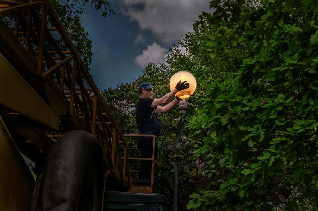 фотограф Челябинск - Человек, который зажигает свет