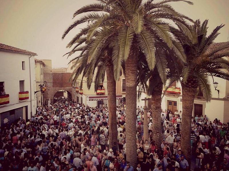Fiesta del Corpus Christi. en Coria
