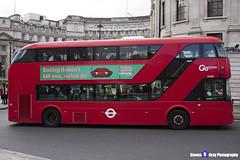 Wrightbus NRM NBFL - LTZ 1287 - LT287 - Marylebone 453 - Go Ahead London - London 2017 - Steven Gray - IMG_8747
