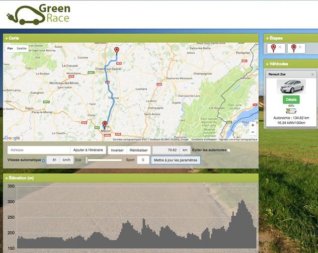 Mâcon -> Gergy -> Mâcon 156 km Q210 35398653695_4e7e7e5ec6_z