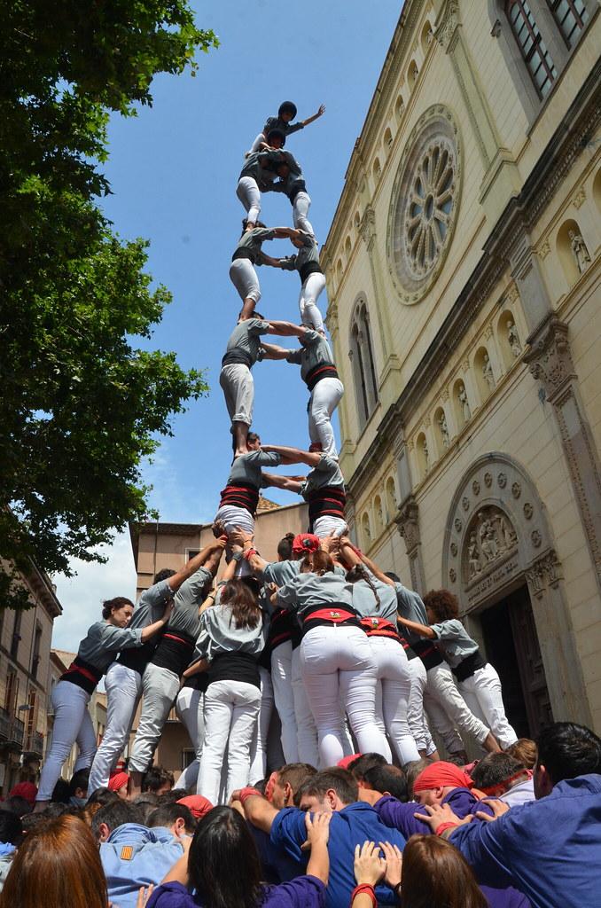 XXI Aniversari dels Capgrossos de Mataró, Mataró 4 de juny de 2017