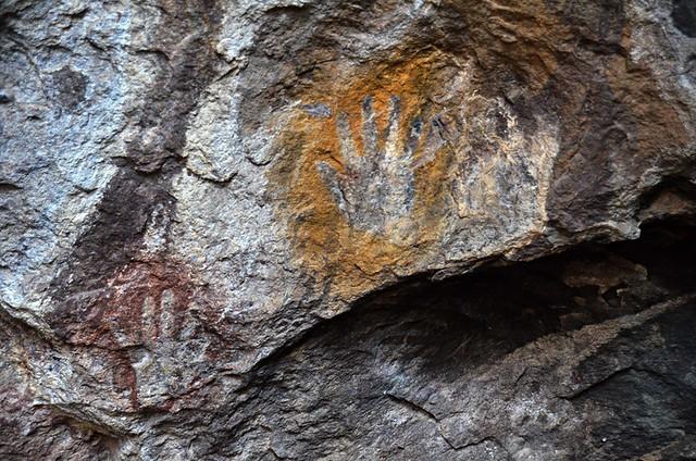 Cueva de las Manos, Valle Lunar, Chile Chico, Chile