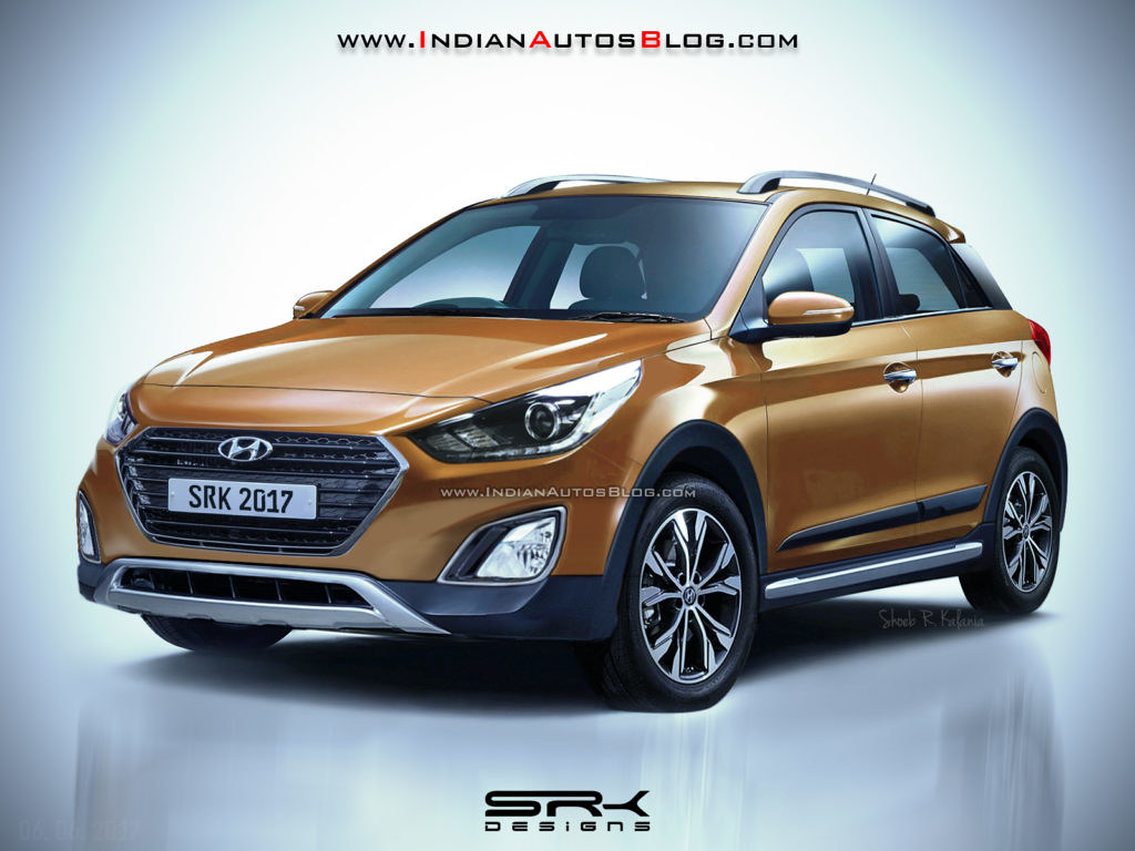2017-Hyundai-i20-Active-facelift-front-quarter-Rendering-1024x768