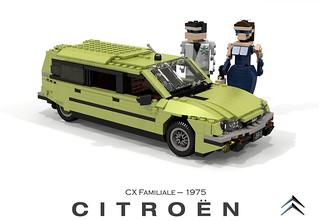 Citroen CX Familiale (1975)