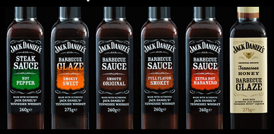 Win the Complete Range of Jack Daniel's BBQ Sauces
