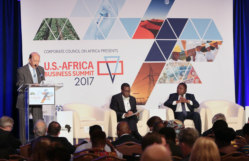 us africa business forum 2017, Washington D.C, June 14, 2017