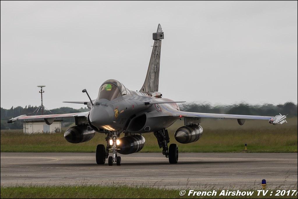 Rafale C/B , ECE 03/30 (FAF) , Nato Tiger Meet landivisiau 2017 , NTM2017 ,Spottersday Nato Tigers , Harde to be humble , bretagne