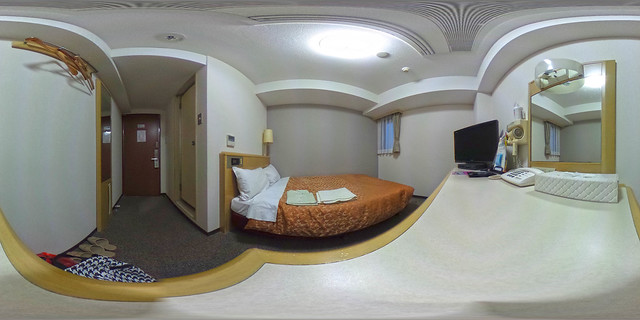 松江城市酒店房間