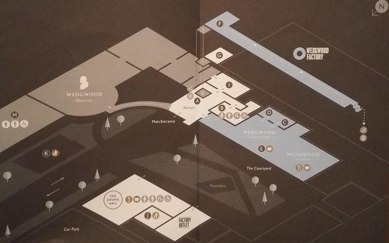 ワールド・オプ・ウェッジウッドの地図