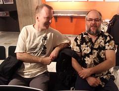 Simon Wigzell & Staffan Dahlberg,