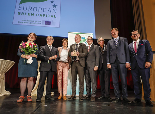 EGC & EGL Awards Ceremony, Essen, 2017 | by European Green Capital