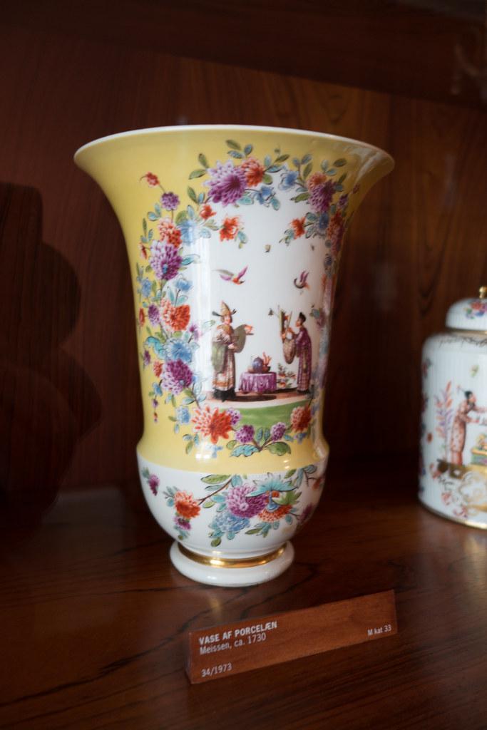 1730 Meissen Vase Copenhagen Davids Collection 2017 Thomas