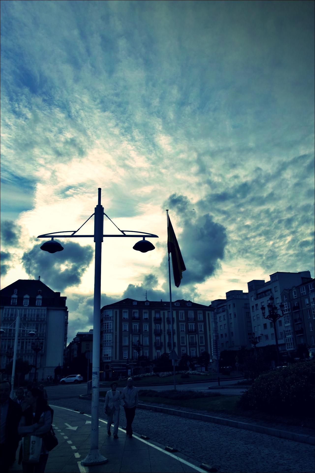 거리-'산탄데르 둘러보기(Sightseeing Santander)'