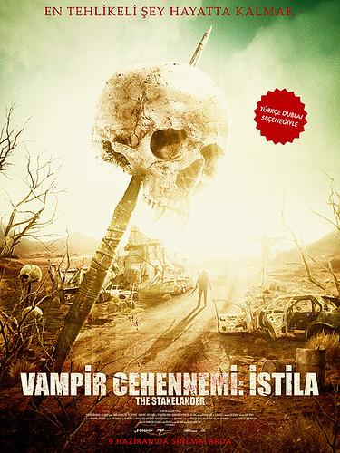 Vampir Cehennemi: İstila - The Stakelander (2017)