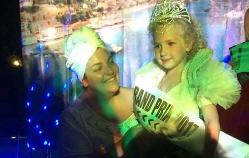 П'ятирічна рівнянка виграла конкурс краси у Греції