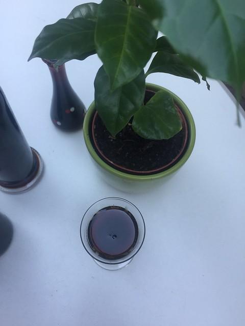 Sirup aus Espresso