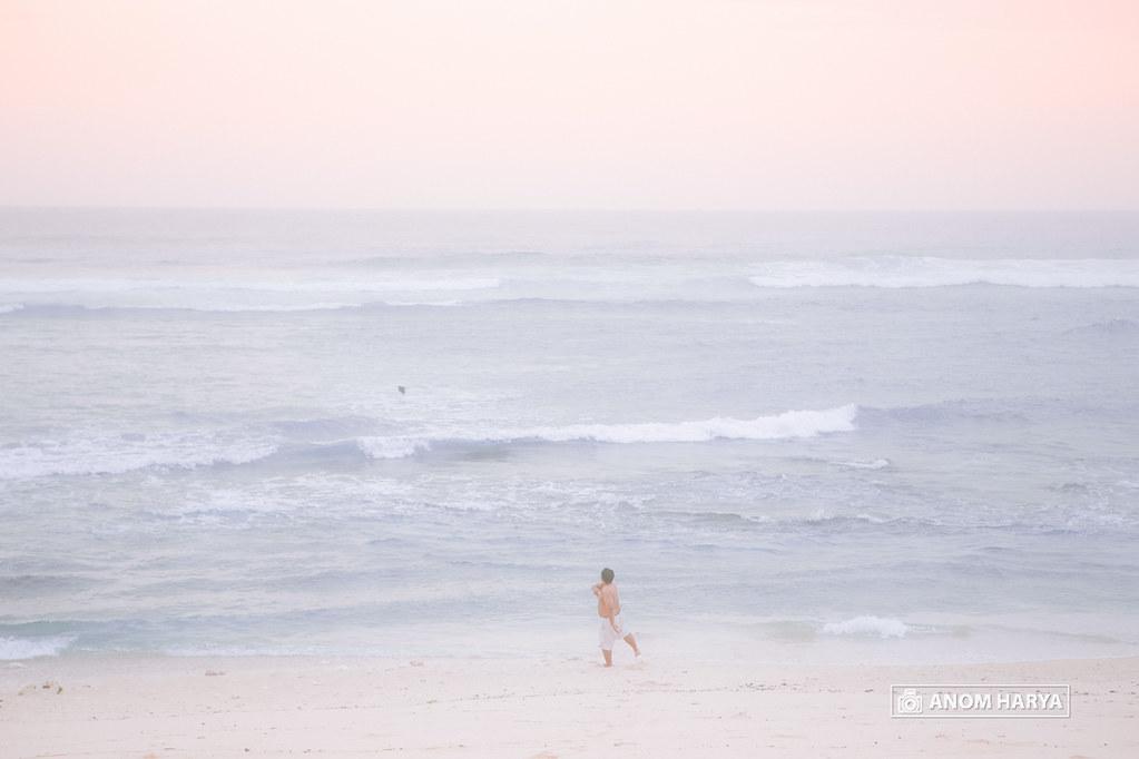 Pantai Nyangnyang Bali