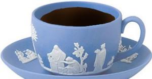 コーヒーをジャスパー水色に入れると シミュレーション 合わない