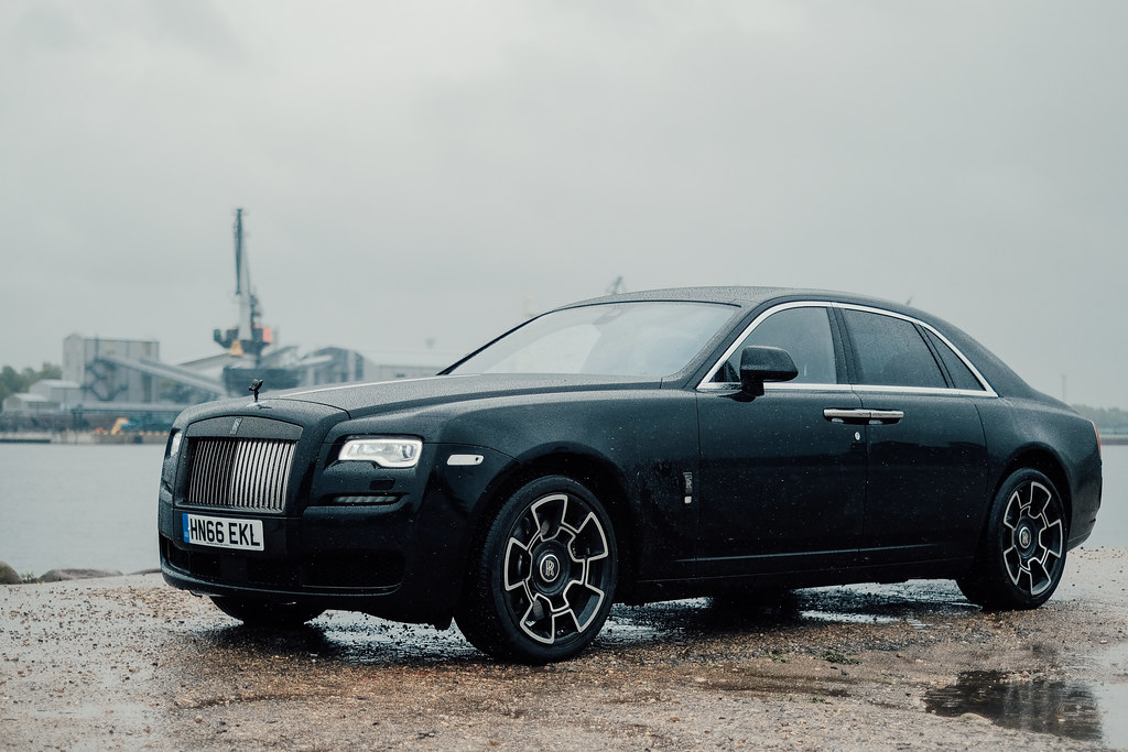 New Rolls Royce >> Rolls Royce Ghost Black Badge 2017   Kārlis Dambrāns   Flickr