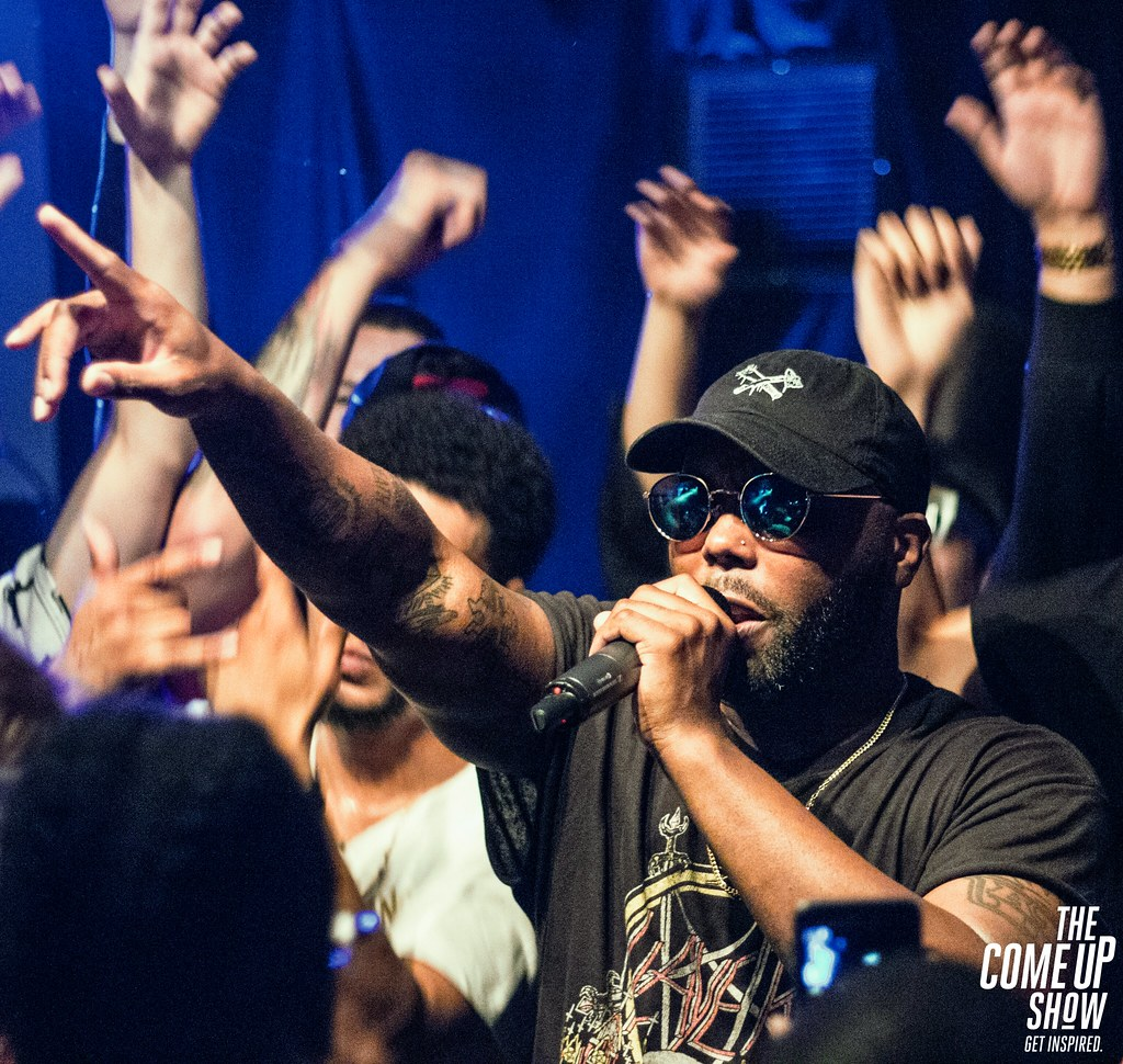 Jarren Benton Live at The Studio Bar