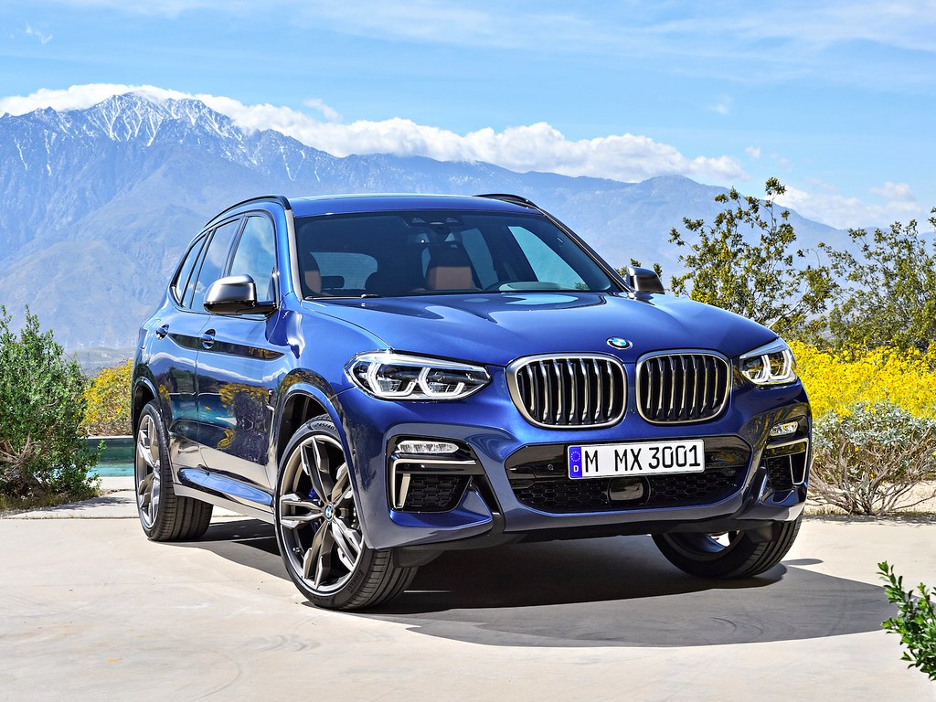 BMWs-all-new-X3-SUV-is-ready-to-battle-Audi-and-Mercedes