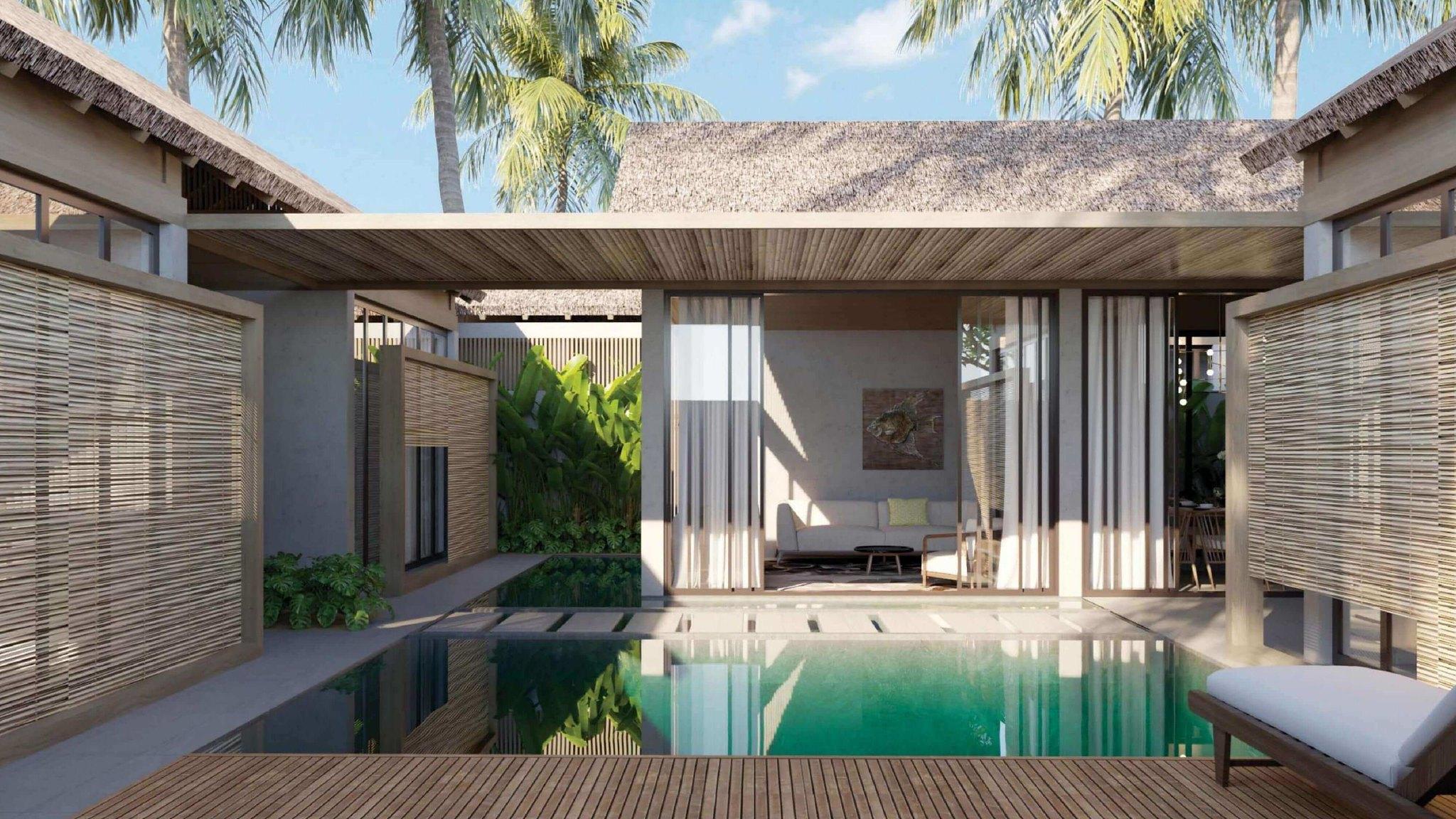 Biệt thự nghỉ dưỡng 5 sao Sun Premier Village Kem Beach Resort