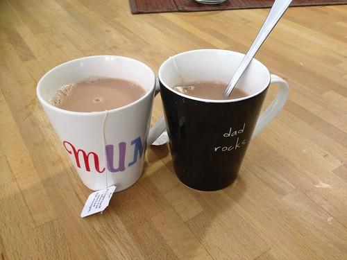 vamos conversar café e chá