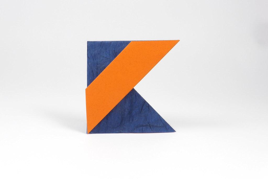 Origami Kotlin Logo