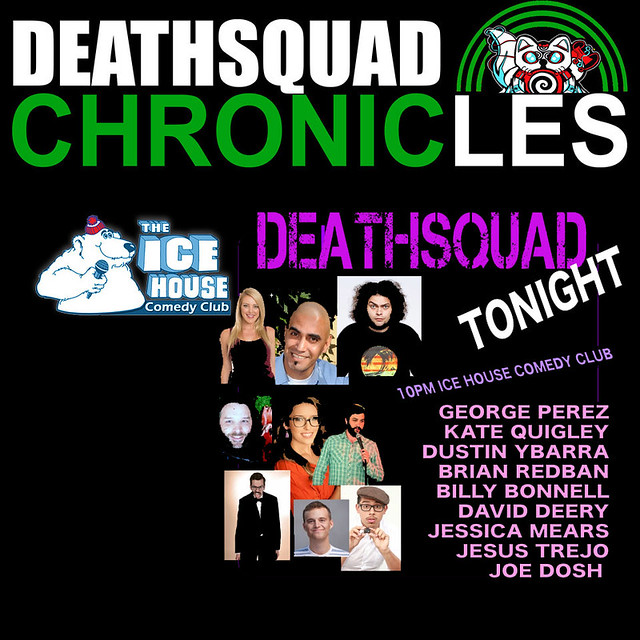 DEATHSQUAD CHRONICLES #9