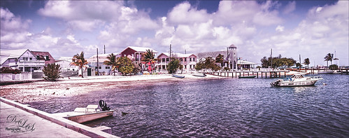 Image of New Plymouth on Green Turtle Cay in the Bahamas