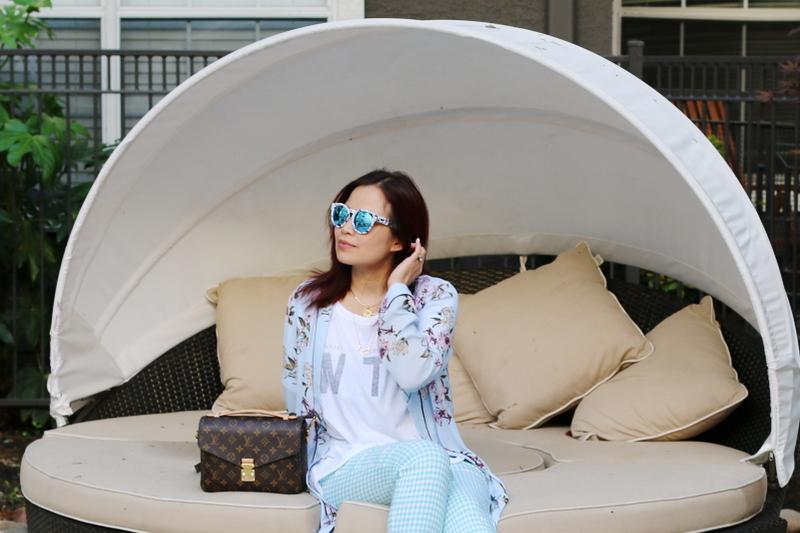 pool-lounge-chair-lv-bag-floral-kimono-5
