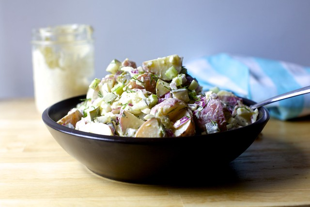 rosanne cash's all-american potato salad