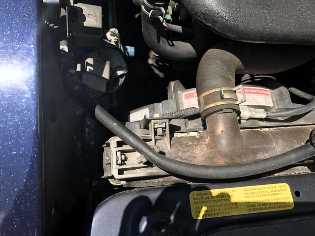 TYC 1140 Mazda Miata 1-Row Plastic Aluminum Replacement Radiator
