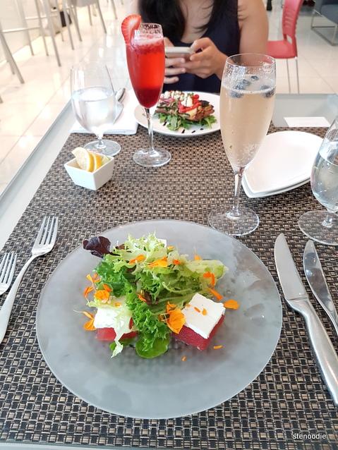 Holt's Café lunch