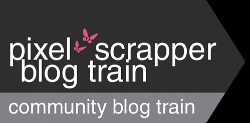 Blog Train Logo