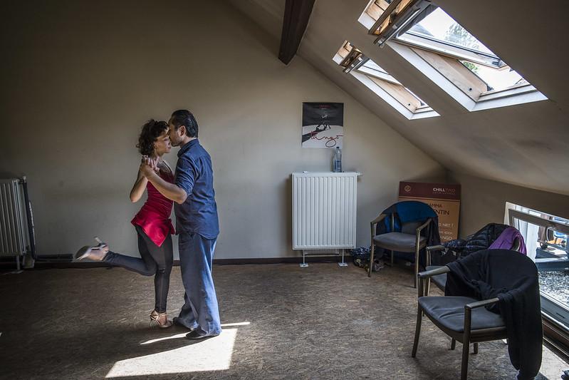 Un tango à Bruxelles