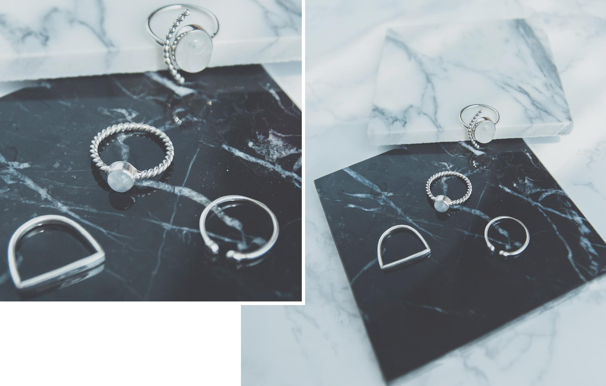 Olga Choi myblondegal fashion blogger South Korea Ольга Цой стилист байер Москва шоу-рум Styled Moscow H&M khaki ruffle sleeve dress Moonstone Magic rings-01044