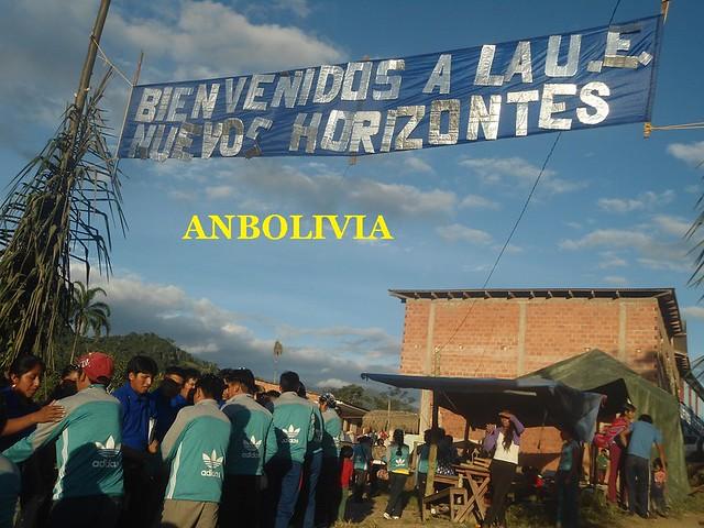 DOCENTES DEL DISTRITO EDUCATIVO 'LA ASUNTA' FESTEJARON SU DÍA EN NÚCLEO HORIZONTES